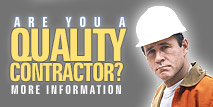EveryContractor-Connecting Millions of Residential and Commercial Customers, are you a quality contractor?